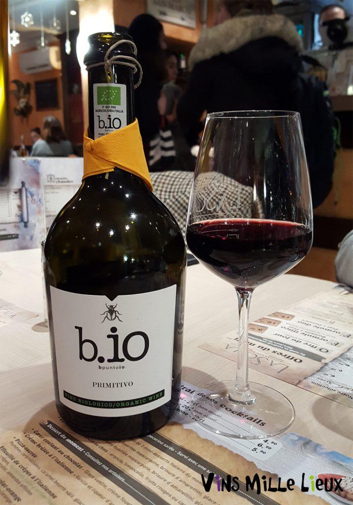 Bio Bpunto IGP Puglia 2018