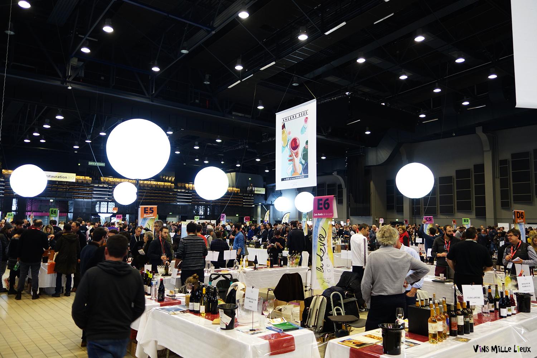Salon des Vins de Loire, La Levée de la Loire et Demeter 2020