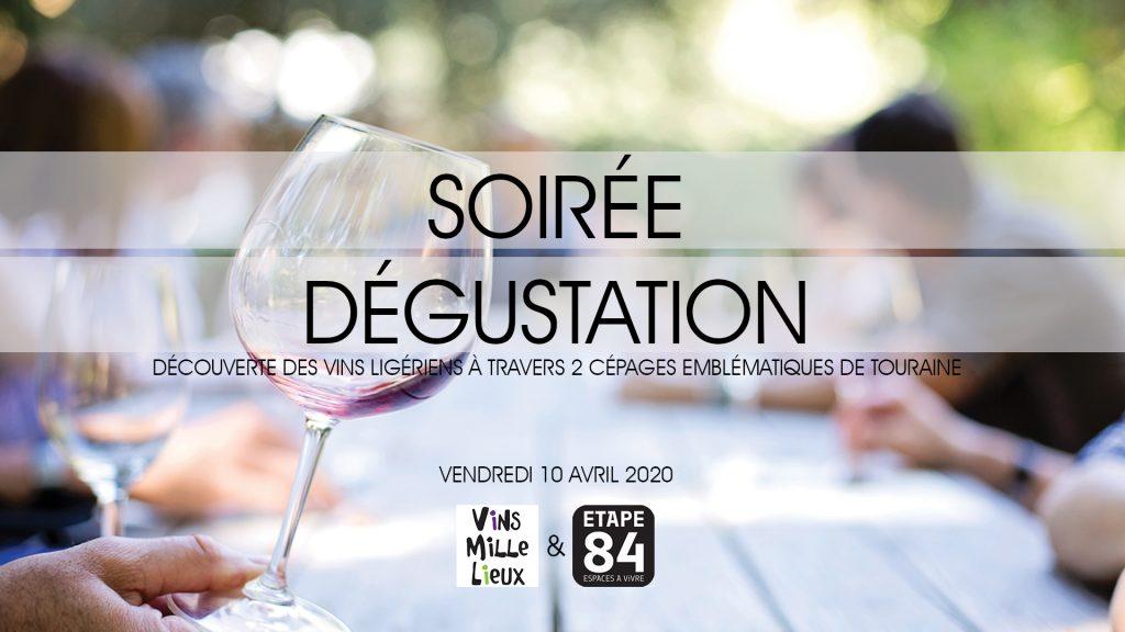 Atelier dégusation des vins ligériens