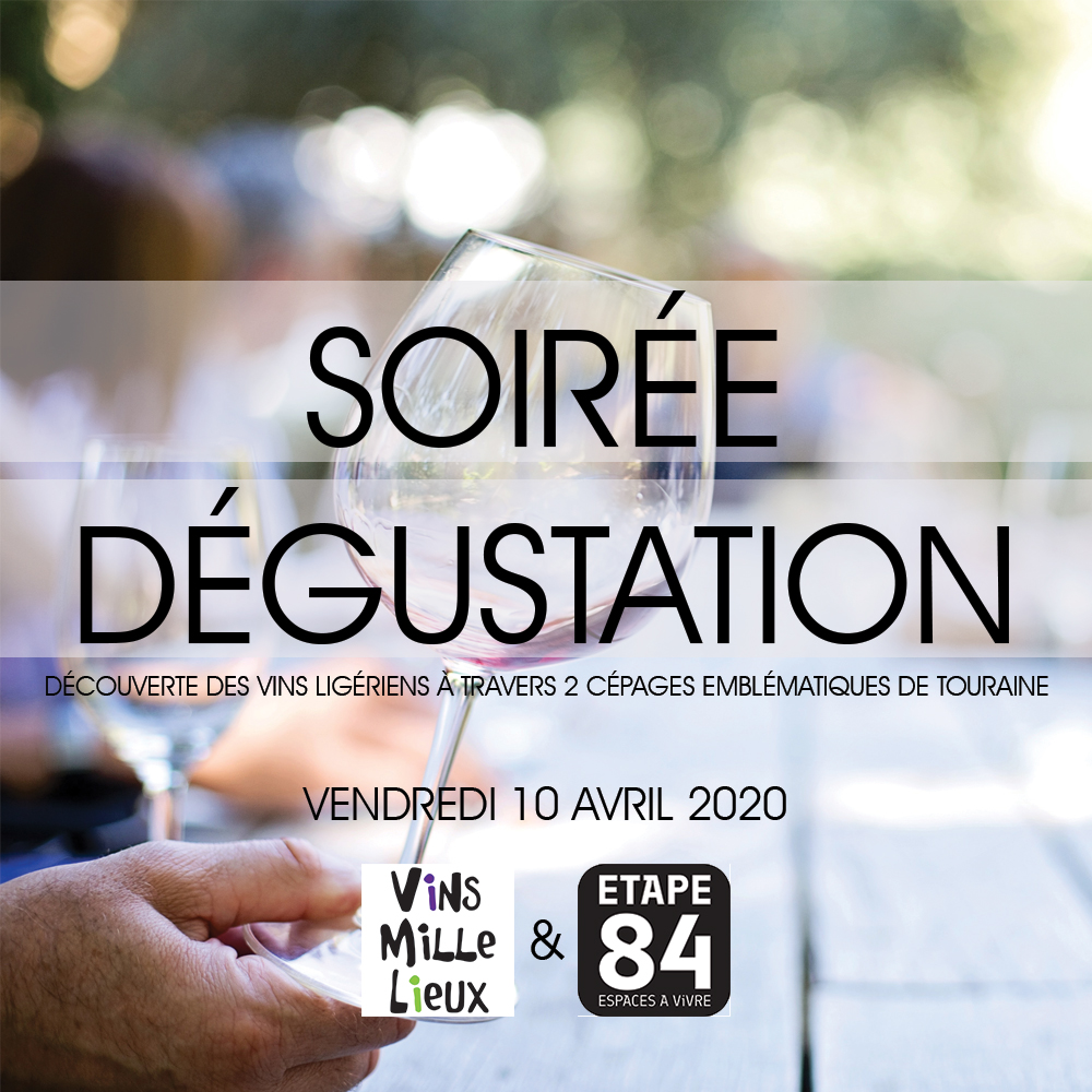 Atelier dégustation des vins de Loire