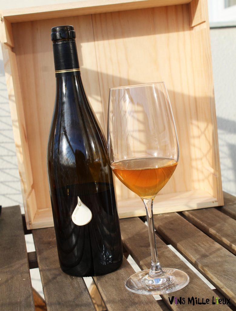 Vin orange Or Norm Etienne Courtois
