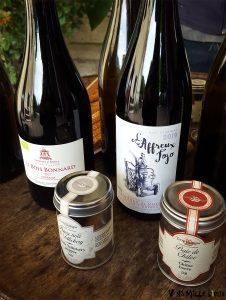Accord épices et vins Geoffrey de Noüel
