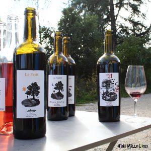 vins de Kévin Barbet