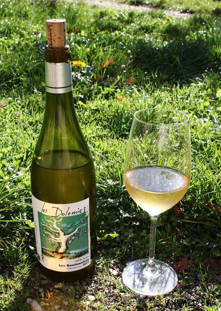 Les Dolomies - vin du Jura