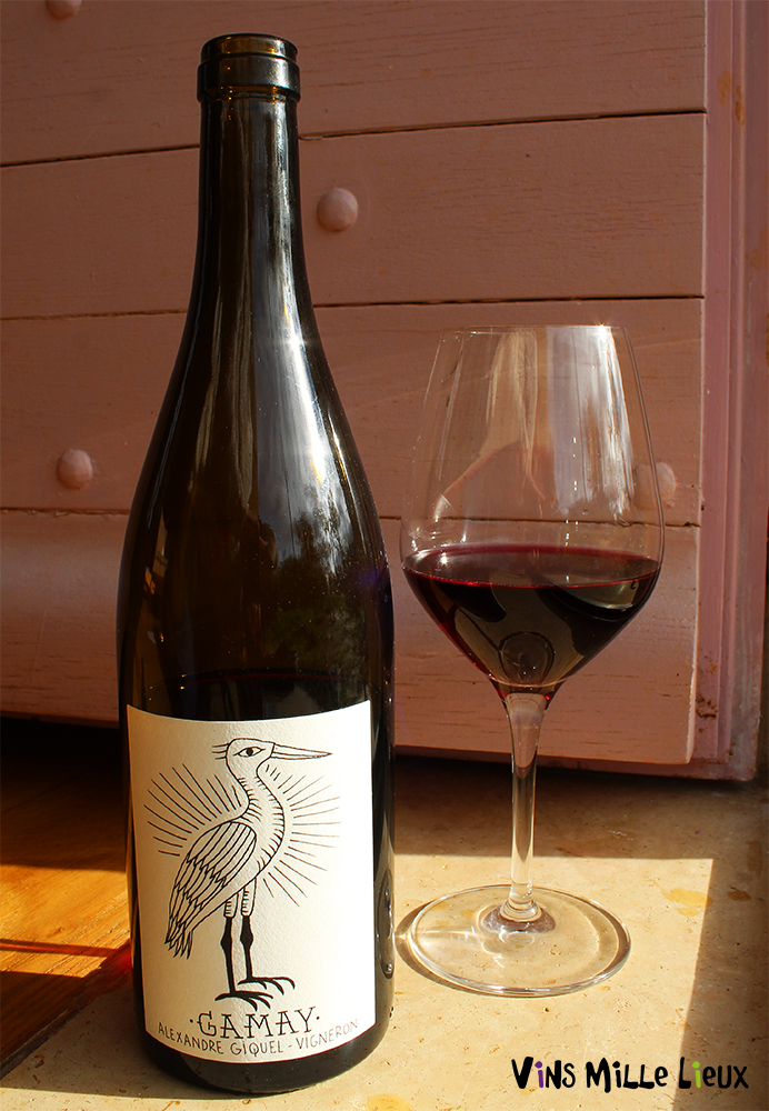 Alexandre Giquel Gamay