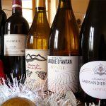 vins pour repas de fête