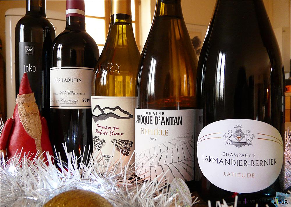 8 vins et accords pour vos repas de fête !