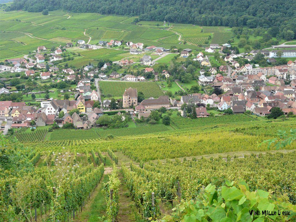 Soultzmatt geographie viticole